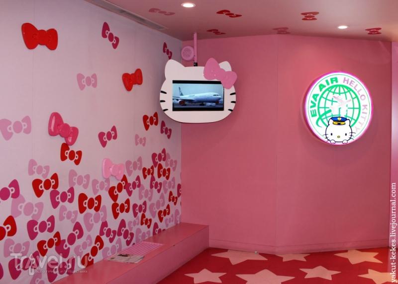 Hello Kitty Jet / Тайвань