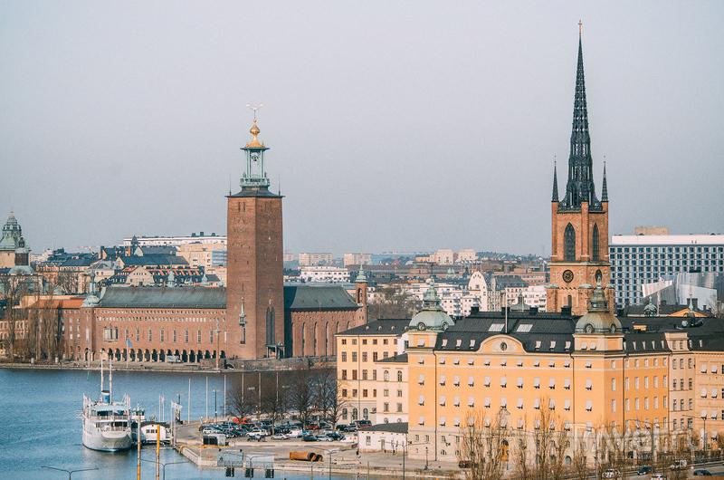 Стокгольм туристический / Фото из Швеции