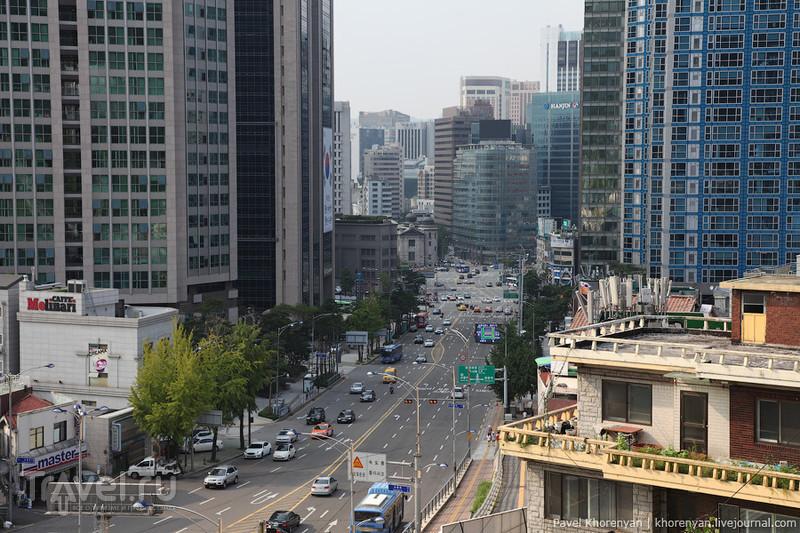 Южная Корея / Фото из Южной Кореи