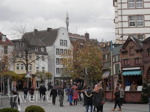 Дюссельдорф - первая средневековая демократия / Германия