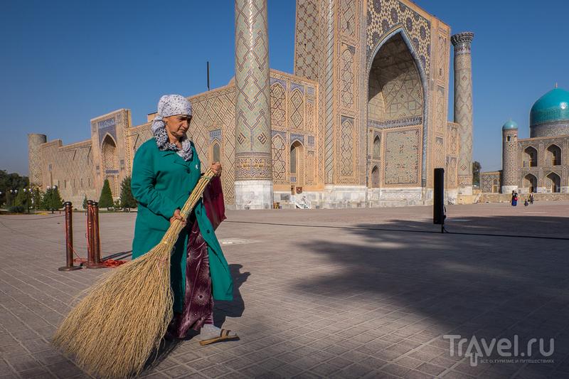 Солнце Самарканда / Фото из Узбекистана