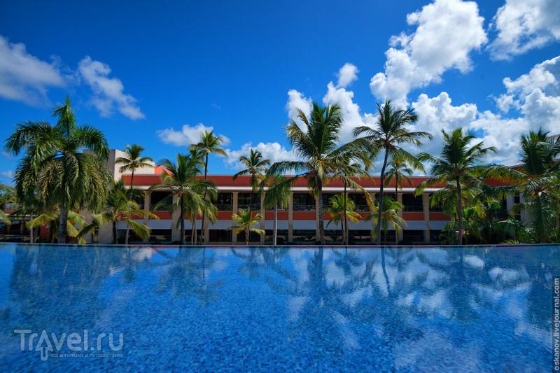 Кусочек Карибского рая / Фото из Доминиканской Республики