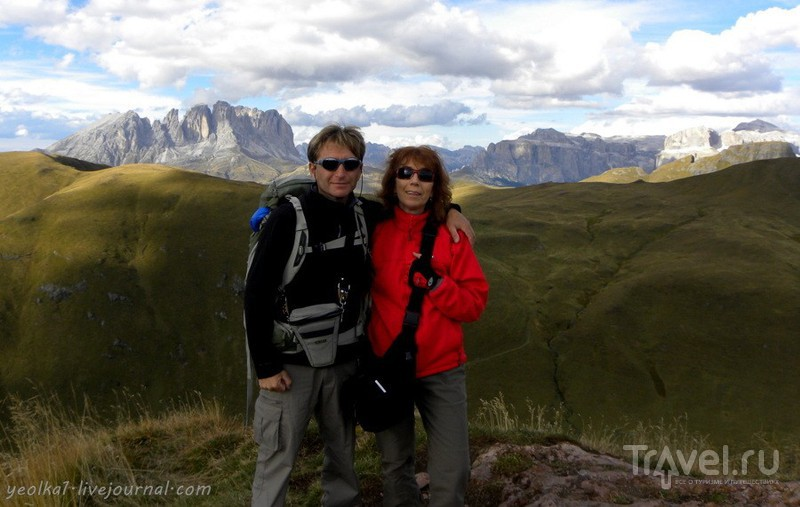 Знакомство с Мармоладой / Фото из Италии