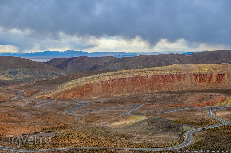 Хухуйские горы / Фото из Аргентины