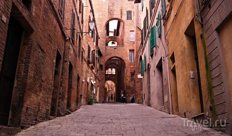 Поездка в Сиену / Италия