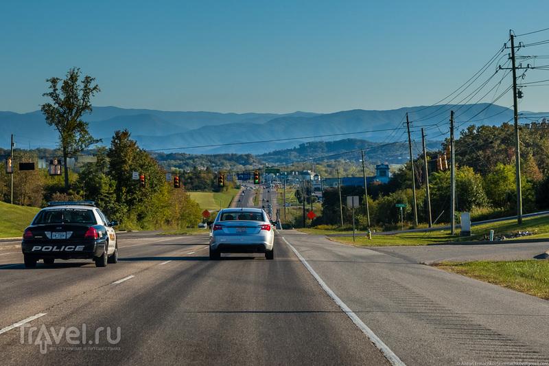 Автопутешествие по востоку США. Great Smoky Mountains / Фото из США