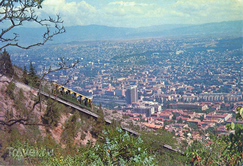 Тбилисский  Фуникулёр