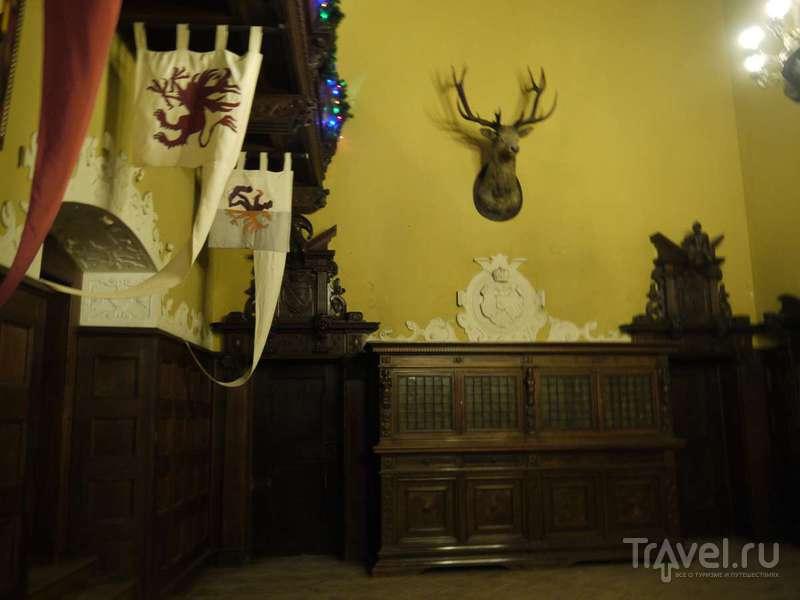 Замок Чоха / Фото из Польши