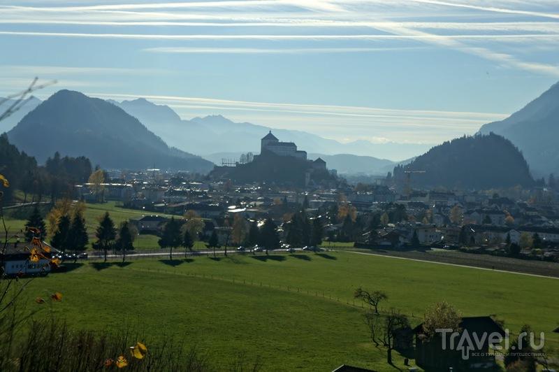Пещеры и закаты Kaisertal / Австрия