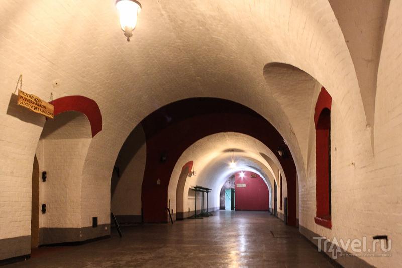 Польша. Хостел в форте / Польша