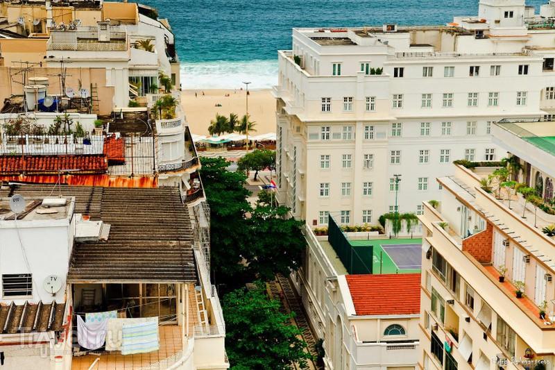 Рио: Лучшее место в мире... несмотря на все превышения санитарных норм! / Фото из Бразилии