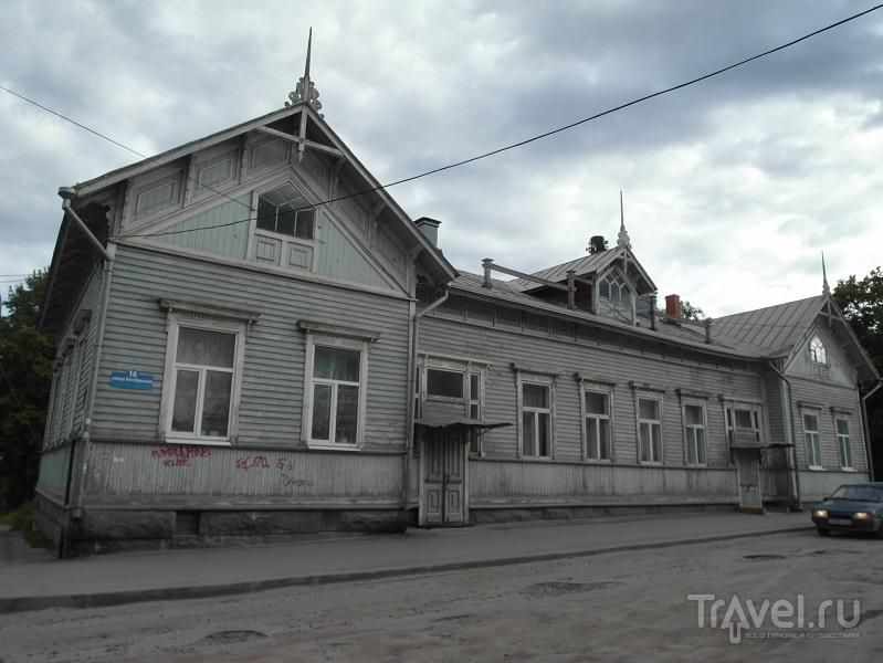 Сортавала - наша Финляндия / Фото из России