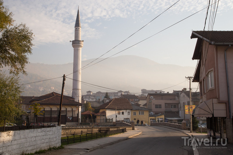 Косово - не всеми признанная республика на Балканах / Сербия