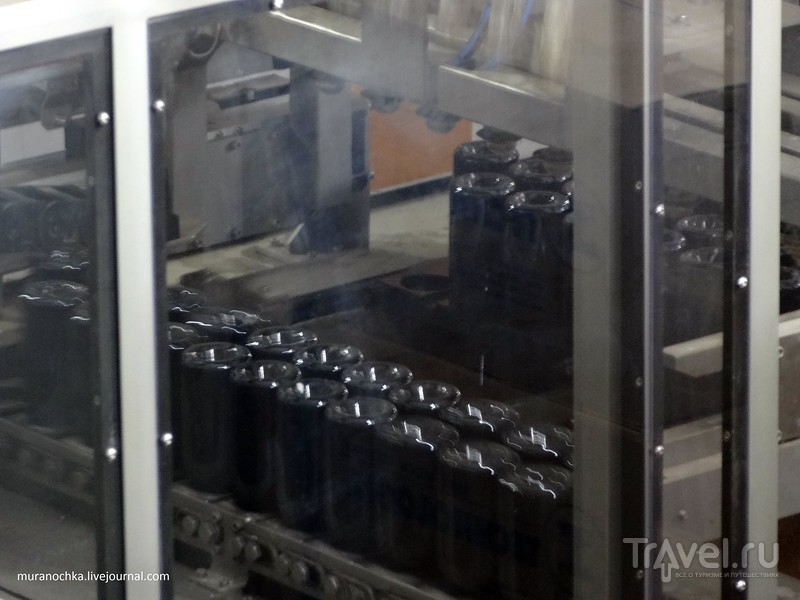 Шампанское в Абрау-Дюрсо / Россия