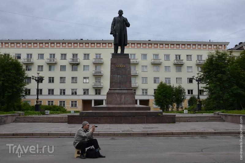 Заполярное путешествие. Мурманск / Россия
