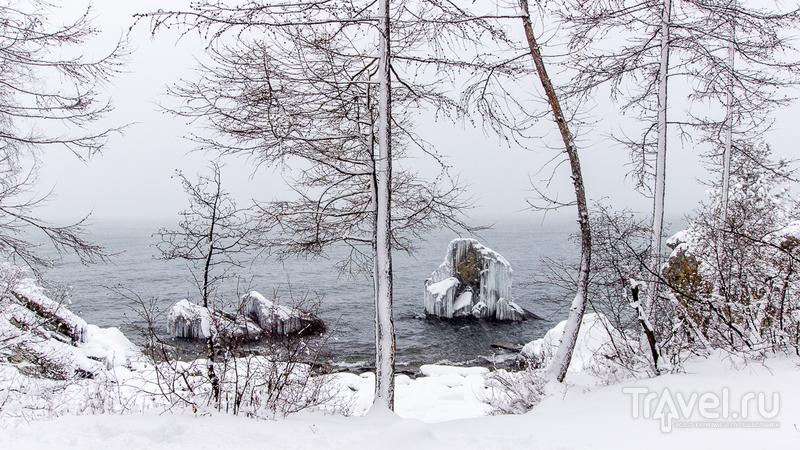 Байкал. У Черепахи / Фото из России