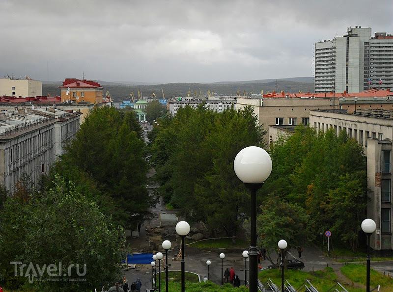 Мурманск. Город особого статуса / Россия