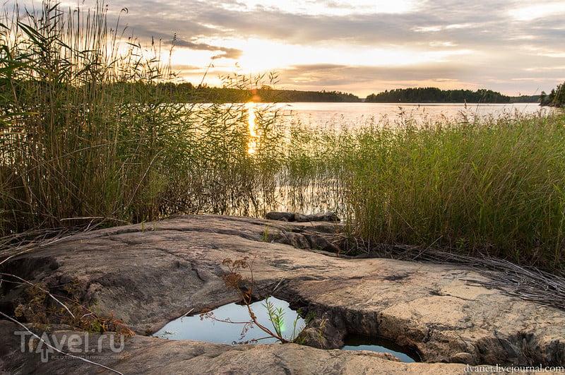 Две ночи на Ладоге. И настроение твое - улучшилось... / Фото из России