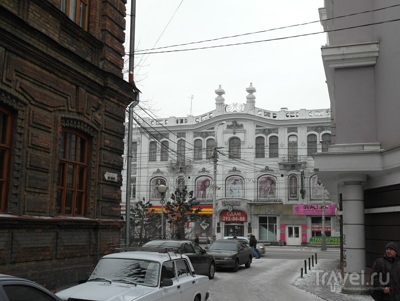 Красноярск. Сила Сибири / Фото из России