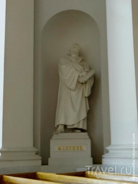 Классика Хельсинки: Кафедральный собор на Сенатской площади / Финляндия