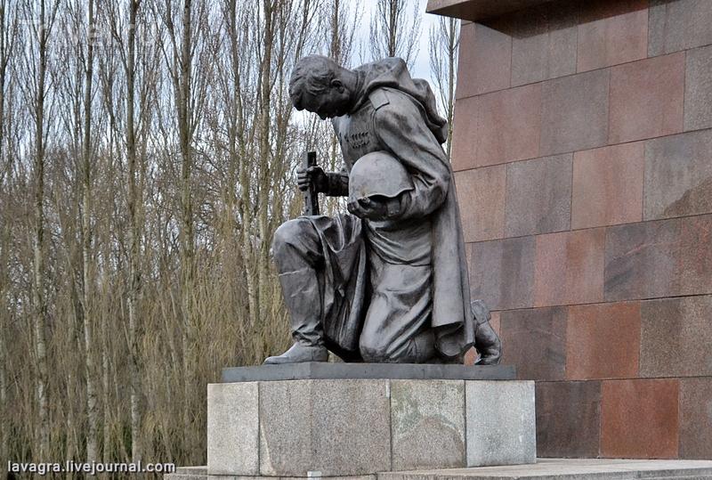 Семь тысяч безымянных героев Трептов-парка или частные рассуждения об истиной цене победы / Германия