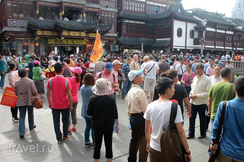 Китай: Шанхай. Светлая сторона / Китай