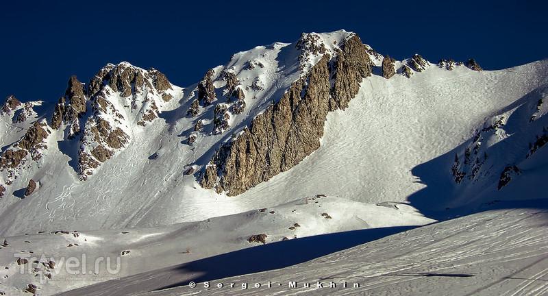 Неоконченная пьеса для лыж и сноуборда / Фото из Италии