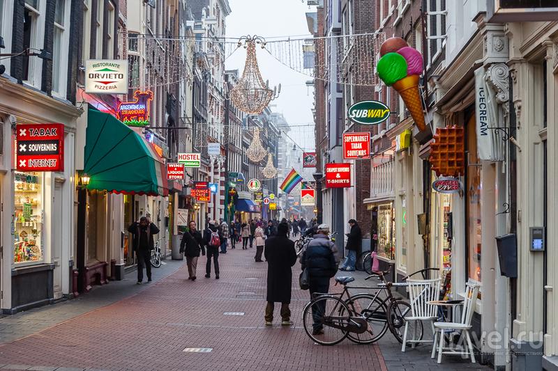"""""""Дымный"""" Амстердам / Фото из Нидерландов"""