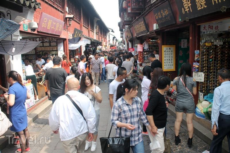 Китай: Шанхай. Темная сторона / Китай