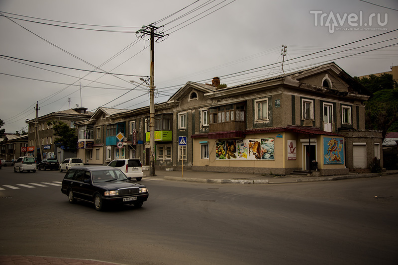 Поездка на Сахалин летом 2013 года. Хомск / Россия
