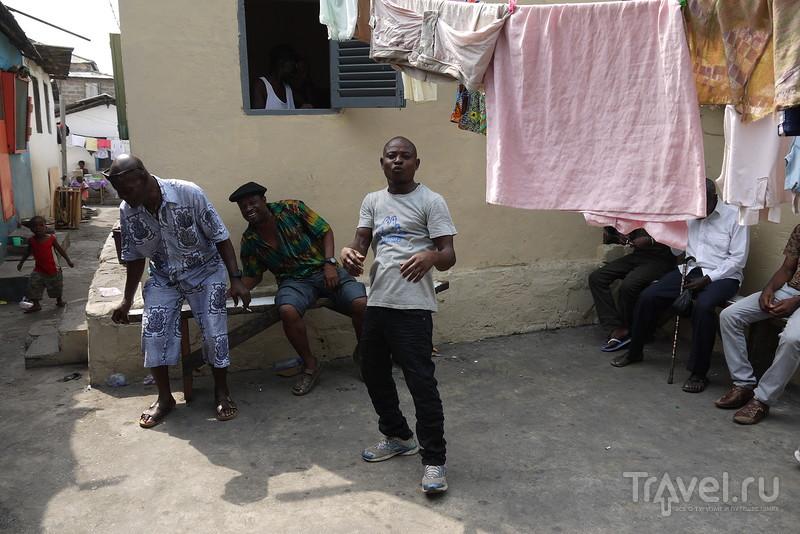 Безопасность в Гане / Гана