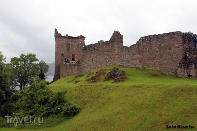 Замок Аркарт. Тень столетий / Великобритания