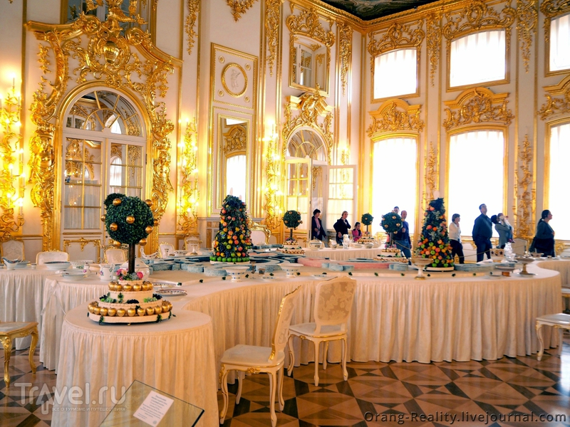 St. Petersburg. Царские хоромы / Фото из России