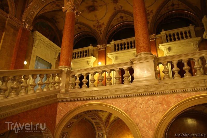 Экскурсия в Оперу / Фото из Венгрии