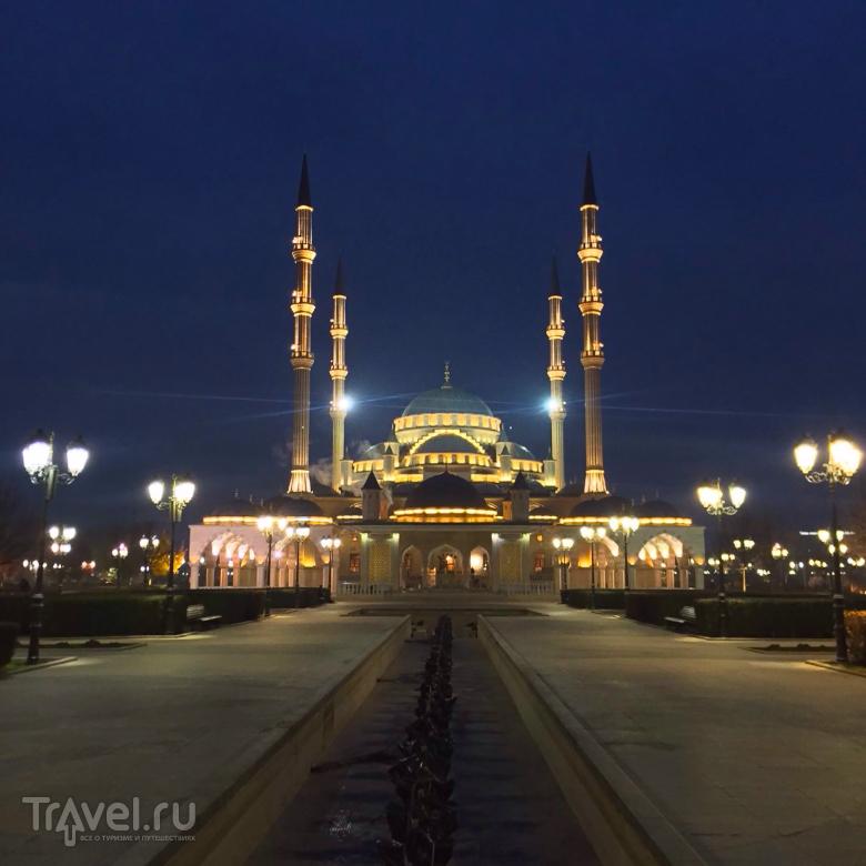 День рождения в Чечне / Россия