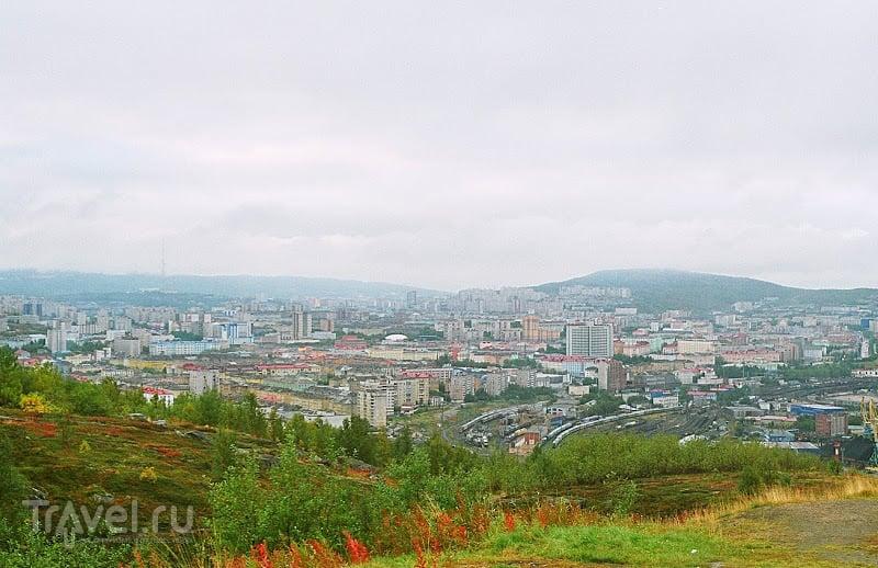 Мурманск. Семёновское и Алёша / Россия