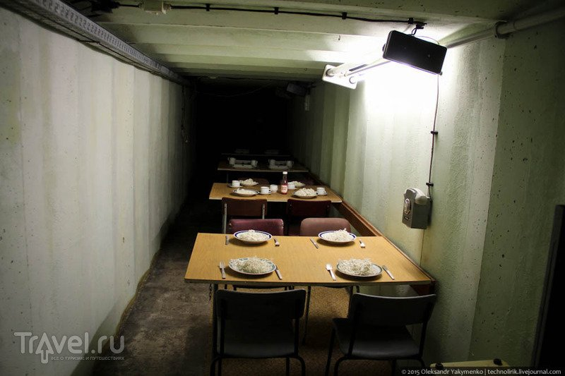 Музейный бункер Штази - нетипичная туристическая достопримечательность Тюрингии / Фото из Германии