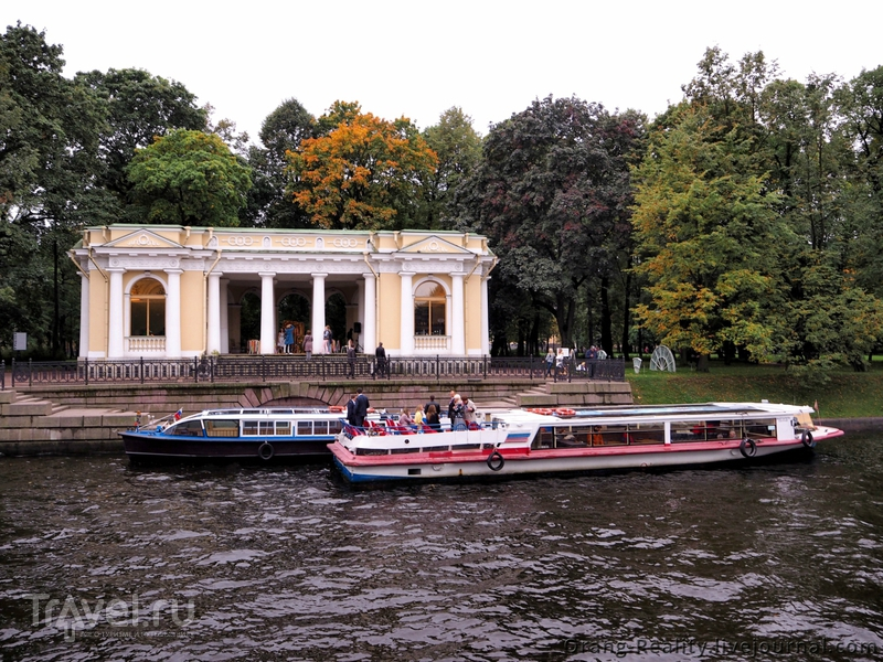 St. Petersburg. Дождливый день / Фото из России