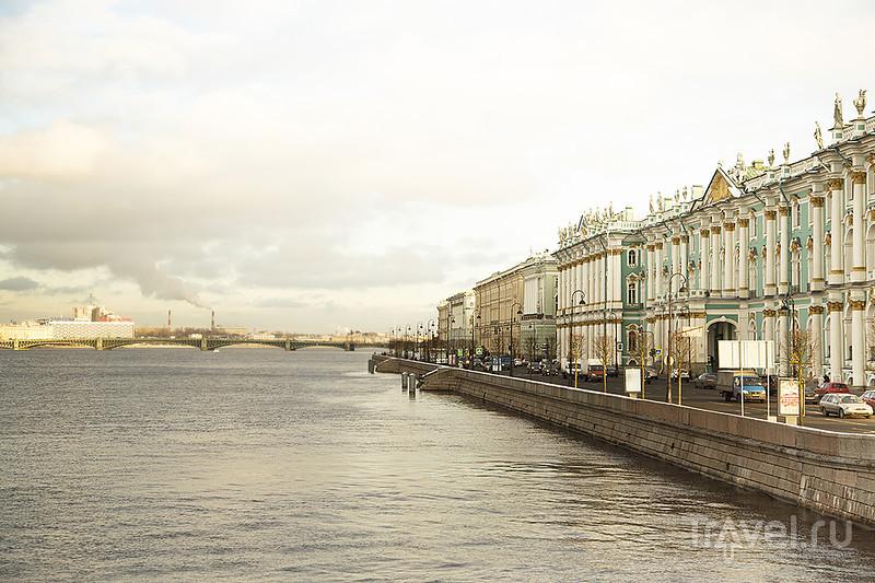 Санкт-Петербург: утро в Astoria Café / Россия