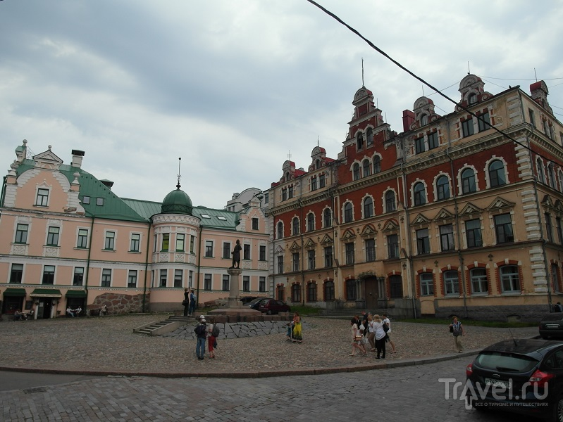 Выборг. Наша Швеция / Фото из России