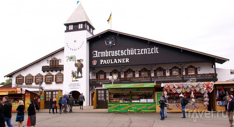 Поездка по Германии. Октоберфест / Германия