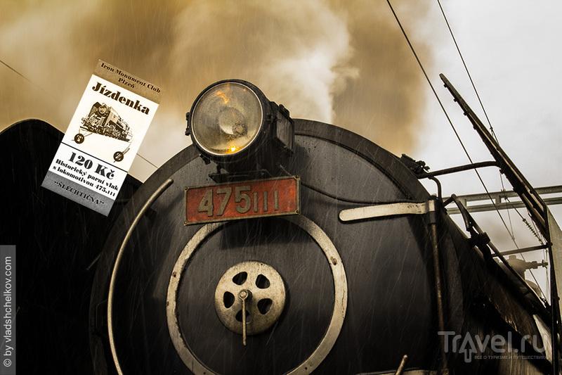 Чёртов экспресс - персонал поезда 475.III / Чехия