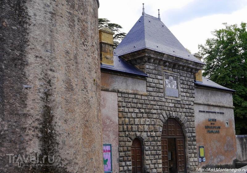Замки Франции: Визиль / Франция