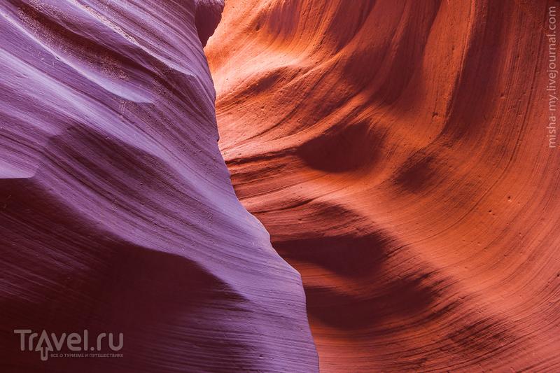 США. Нижний Каньон Антилопы / Фото из США