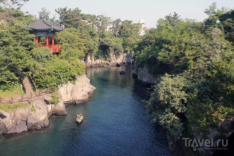 Корея: остров Чеджу. Вулкан / Южная Корея