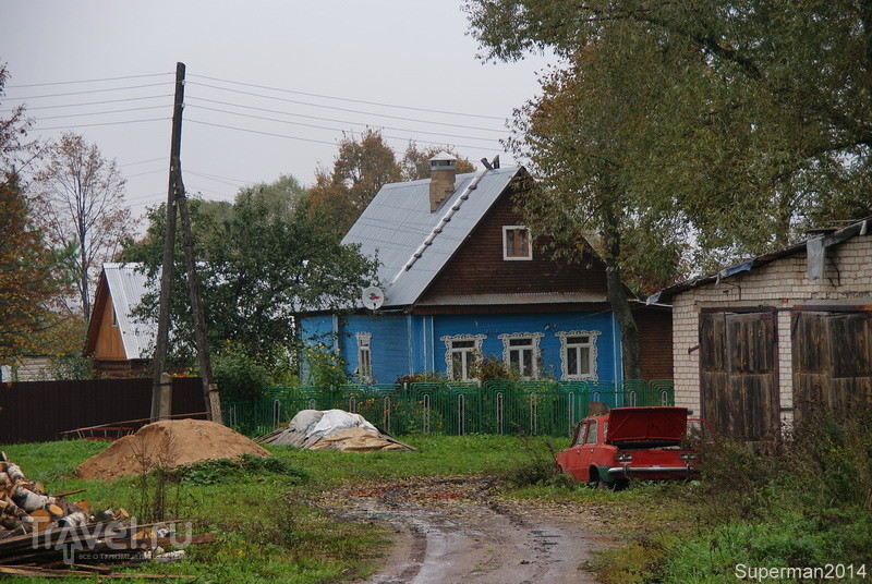 Село Елизарово / Россия