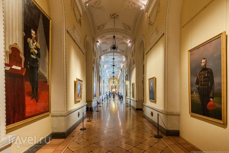 Санкт-Петербург глазами туриста. Музейная часть / Фото из России