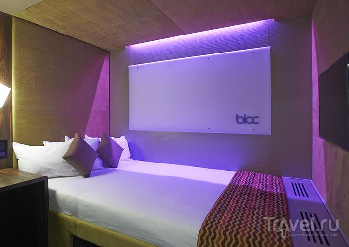 Лондон, гостиница Bloc Hotel в аэропорту Гатвик - рекомендую / Великобритания