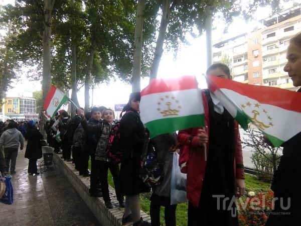 Таджикистан: Худжанд, экскурсия по городу / Таджикистан