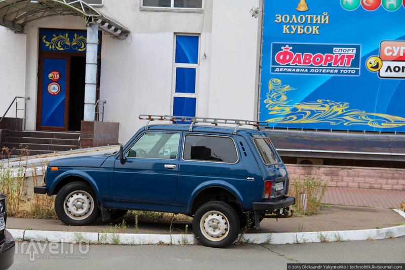 Один день в Киеве / Фото с Украины
